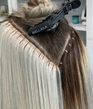 waterfall beaded extensions