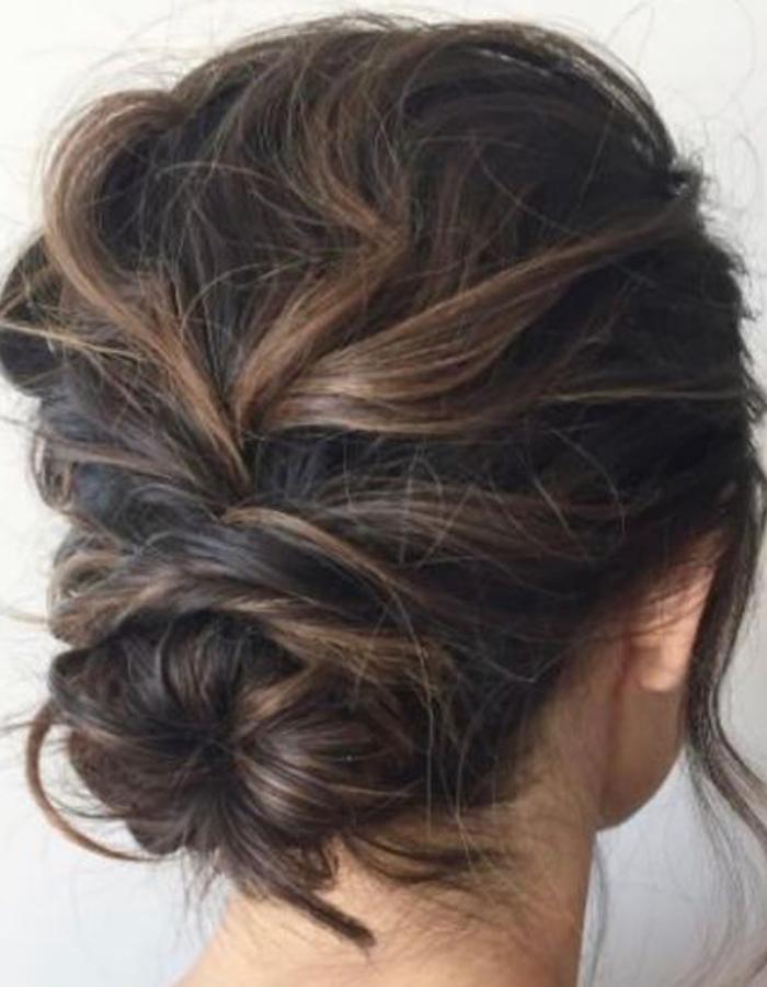 Formal Upstyle Hair Salon For Curly Hair Curly Hair Salon